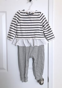 Babygap one piece size 18-24 months- worn only once Mississauga, L5M 0C5