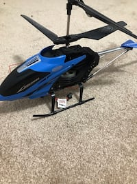 Highspeed Advanced RC Helicopter