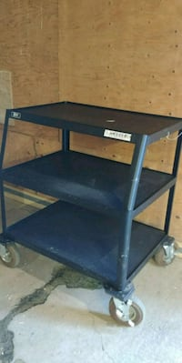 3 tier media cart Langley, V2Z 1K7