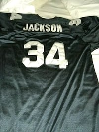 black and white NFL jersey Arlington, 76011