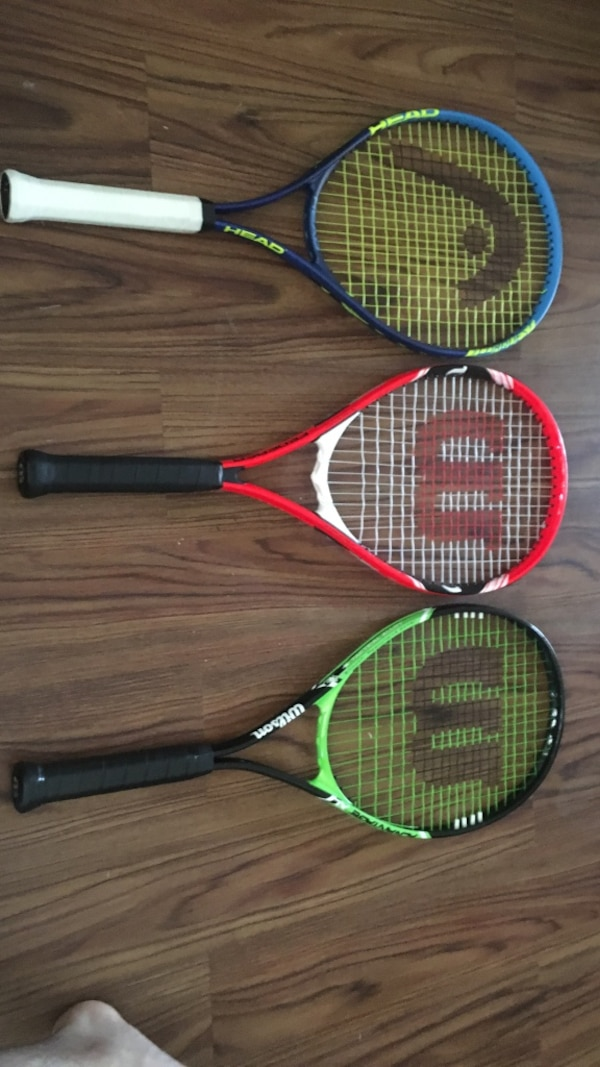 Tennis Racquet Sale >> Used Tennis Racquets For Sale In Chula Vista Letgo