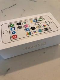 IPhone 5S 16GB Unlocked Caledon, L0J