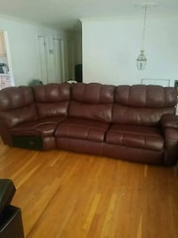 Leather Couch Fairfax, 22032