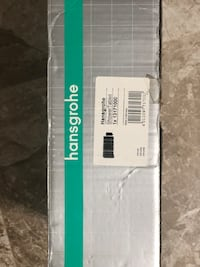 Hansgrohe shower tablet select 300