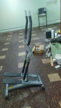 black and gray elliptical trainer Montgomery County, 19012