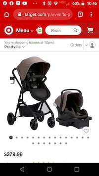 Stroller and carseat combo Deatsville, 36022