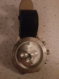 Aldo leather watch  great condition