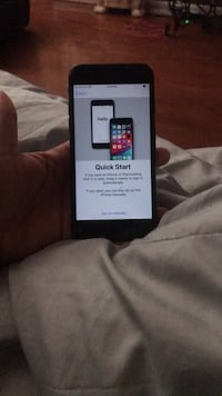iPhone 7 black Woodbridge, 22191