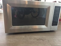 Kenmore Elite stainless steel microwave 1,200 watts. Good conditions 27 km