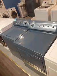 Kenmore top load washer and dryer set in excellent condition  Baltimore, 21223
