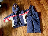Gusti snow suit jacket and pants size 2T.  Toronto, M9B 1R9