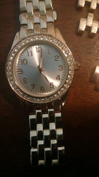 New Ladies Watch, Rose Gold tone