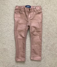 Old Navy rose gold jeans size 2T Mississauga, L5M 6C6