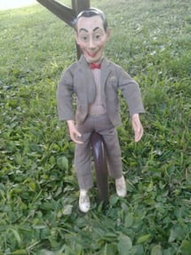1987 Pee Wee Herman Doll