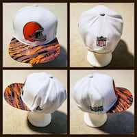 AUTHENTIC NFL FOOTBALL SNAPBACK HAT.  Washington, 20009
