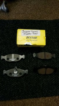 Jaguar Rear Brake Pads Various Models Sterling, 20164