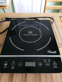 Induction Stove 1800W