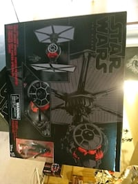 Star Wars First order special forces tie fighter  Toronto, M1T 2R6