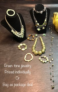 Assorted-color jewelry lot Glendale, 85302