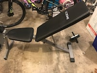 Work out Bench (adjustable)