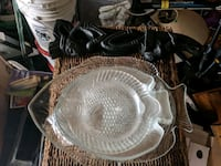 clear glass fish platters  Ottawa, K1K 2A1