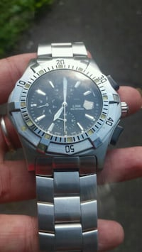 Authentic TAG HEUER SAPPHIRE CRYSTAL WATCH Fairfax, 22032