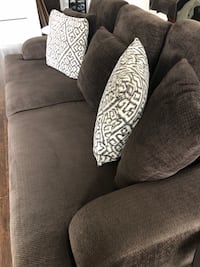 Brown Couch/Sofa - Large Garland, 75040