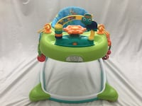 Baby's green and blue walker Zebulon, 27597