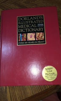 Dorland's Illustrated Medical Dictionary-30th Edition