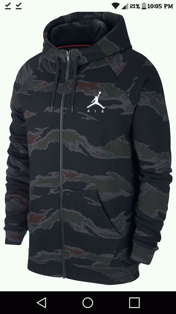 980850e7103763 Used Brand new jordan hoodie with tag for sale in Oakdale - letgo