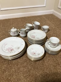 Shrewsbury Noritake China Clay, 35215