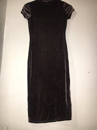 Suede Dress (xs) Anchorage, 99504