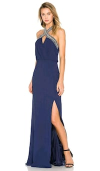 women's blue sleeveless dress Toronto, M1E 2R7