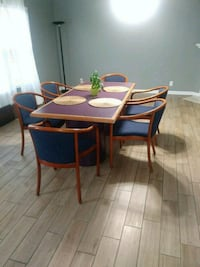 Dinning table - office meeting with 6 chairs Nashville, 37013