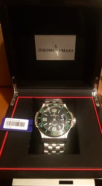 Jerome Lemars Men's Watch Annapolis Junction, 20701