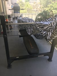 Marcy Weight bench only Glendale, 91208