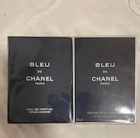 For Sale: Bleu De Chanel For Men Cologne and After Shave 100 Ml Vancouver, V6B 0R8