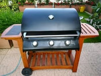 Barbecue a gas 3 fuochi Seveso, 20822