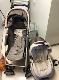 baby's gray and black stroller 檀香山, 96818