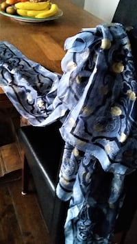 Various Designer SILK Scarves, made and bought in Italy
