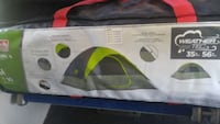 white and green dome tent *BRAN NEW* Cambridge, N1R 3P4