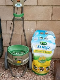 Lawn spreader feeder Las Vegas, 89144