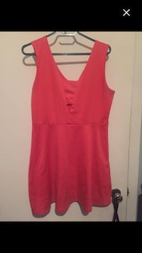 Nice dress size L must sell