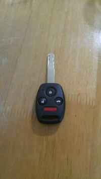 New Honda Accord 2003 to 2007 fob key