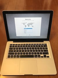 2012 MACBOOK PRO- excellent condition