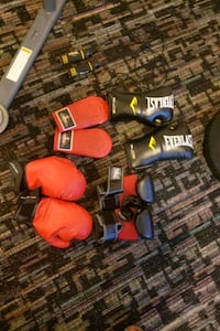 Boxing, workout set, also weighted vest Louisville, 40203