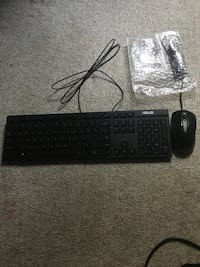 Brand New Asus Office Keyboard And Mouse Kitchener, N2G 3N9