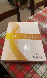 Becker cpa audit review v 3.2 Arlington, 22203