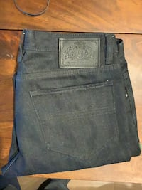 Roland Sands motorcycle riding jeans (size 32) Washington, 20012
