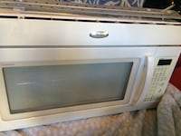 Under cabinet microwave. Great condition. Looks brand new. Well taken care of. Sewickley Heights, 15143